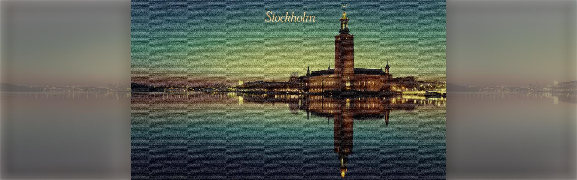 Stockholm 2 слайдер